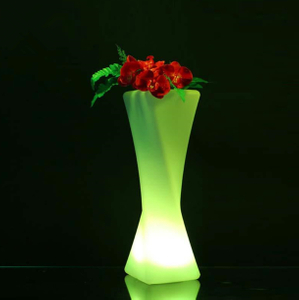 IP65 Garden Flower Pot with LED Lights