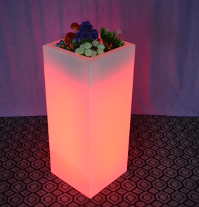 Fashion Durable LED Flower Pot