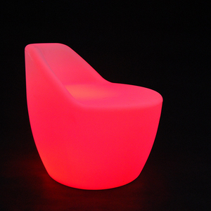 outdoor color change Remote Control Waterproof LED Chair