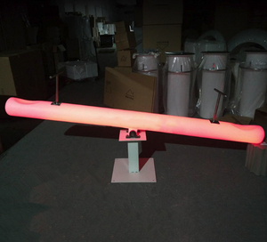 PE waterproof colors change seesaw Light