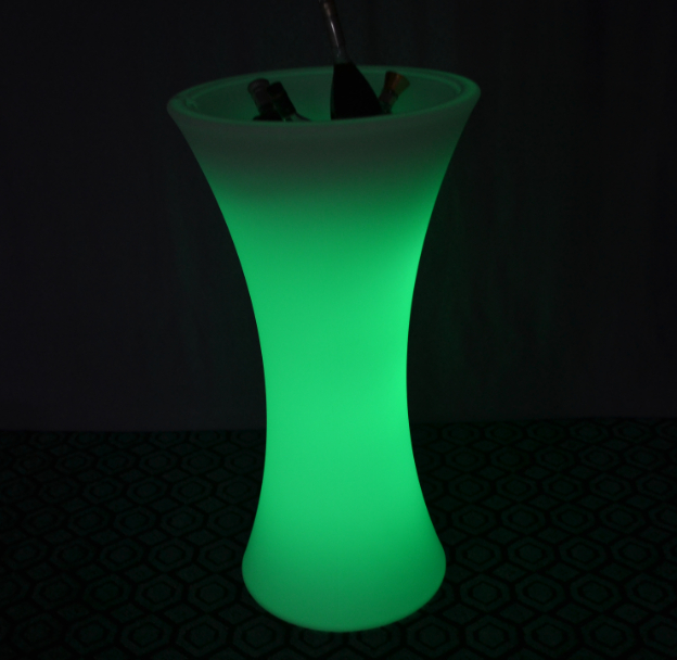 16 colors change outdoor LED Flower Pot and Ice Bucket