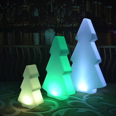 PE colors change Big Christmas Tree Decorative Light