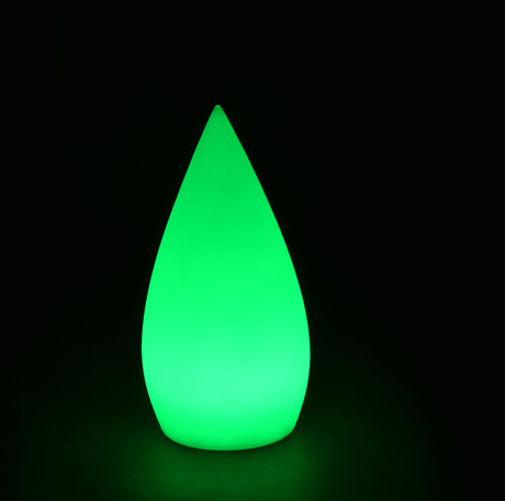 remote control Water Drop fashion LED Decorative Light