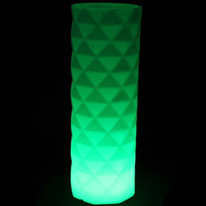 Hight Quality LED Flower Pot and Ice Bucket