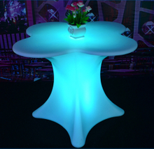 Remote Control Bar Setup LED Cocktail Table