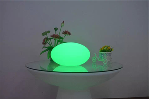 Waterproof Ellipse LED Decorative Light